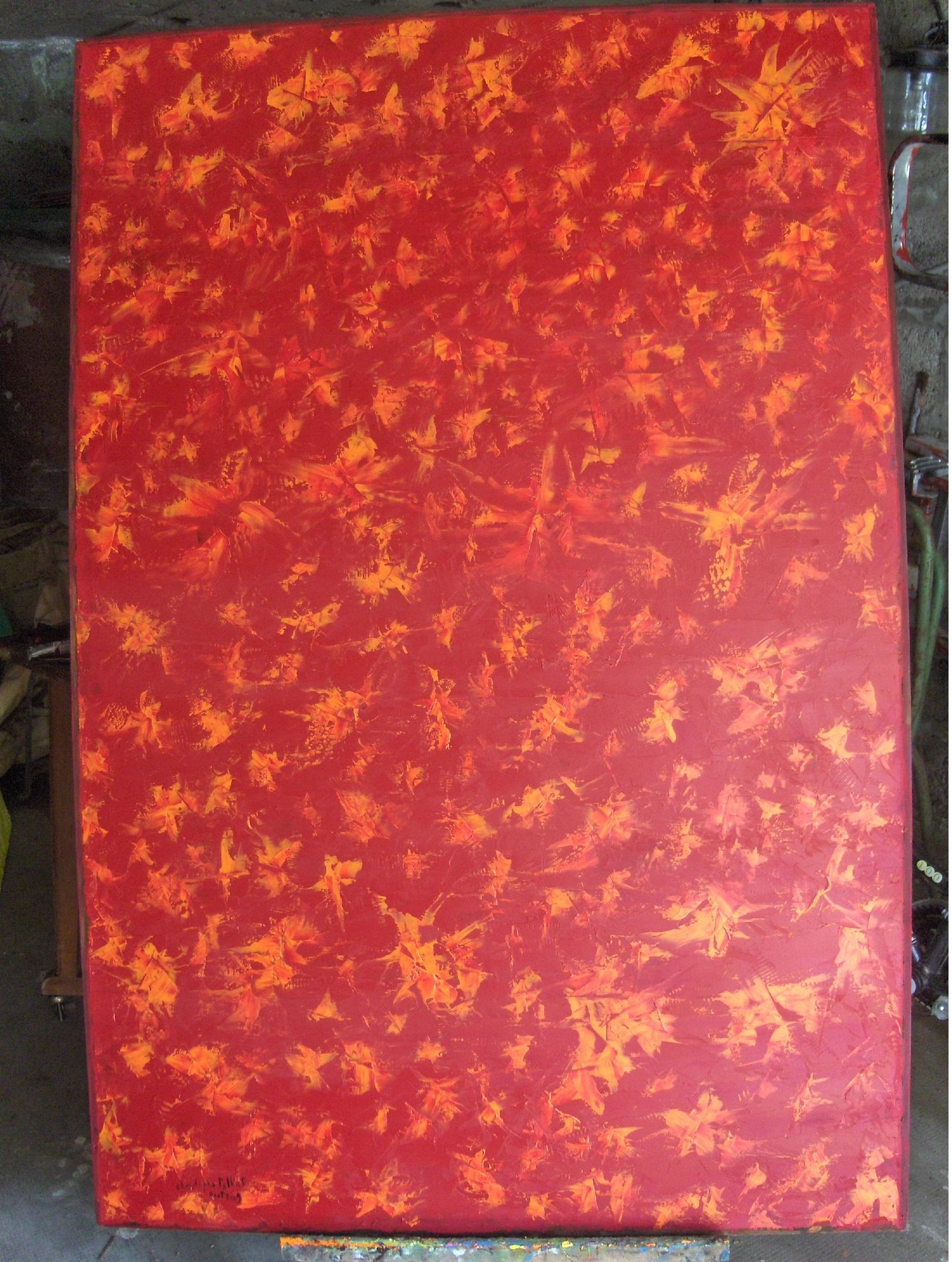 Rouge Orange - Christophe Pelhat