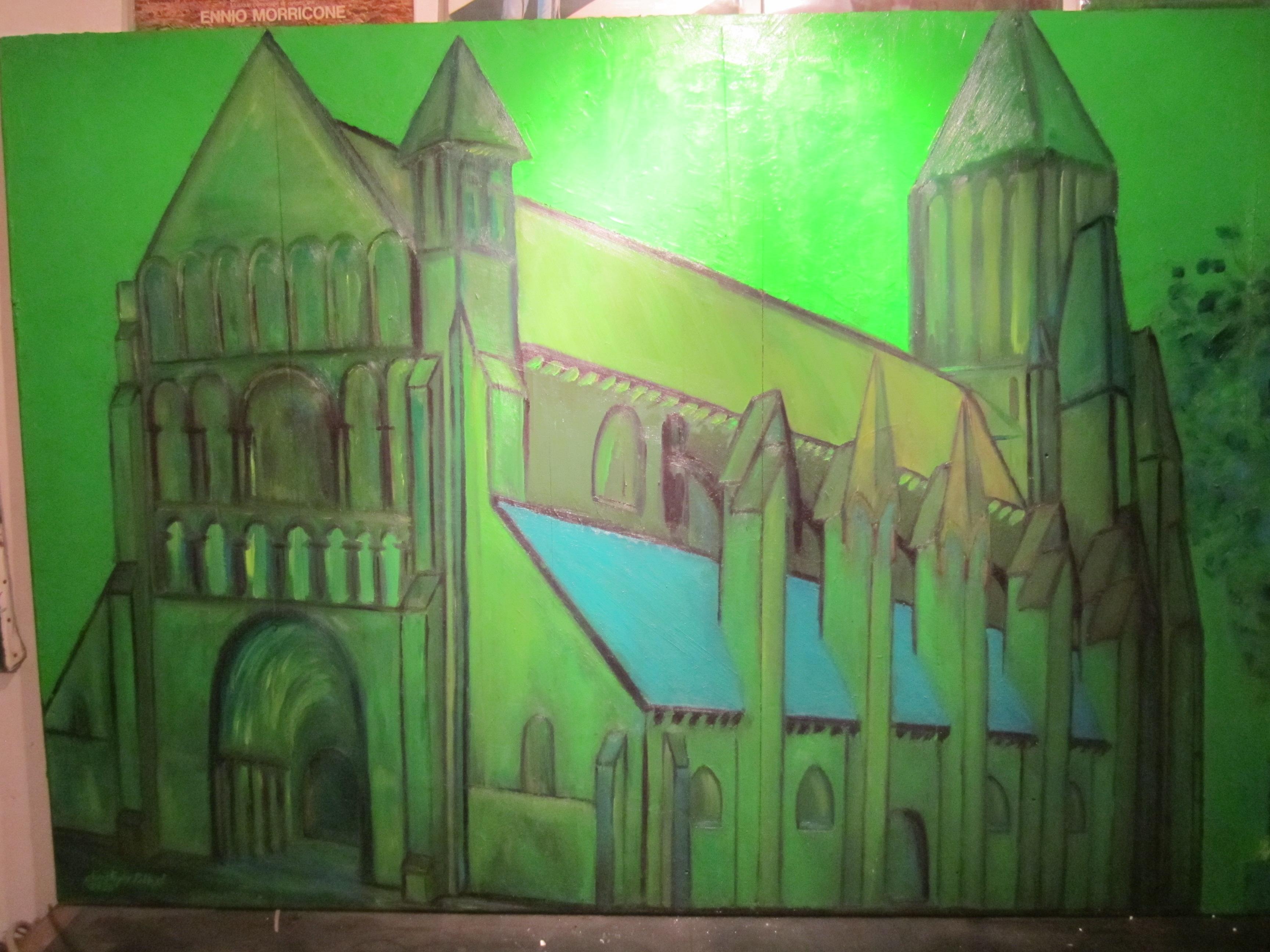 Eglise Ouistreham - Christophe Pelhat