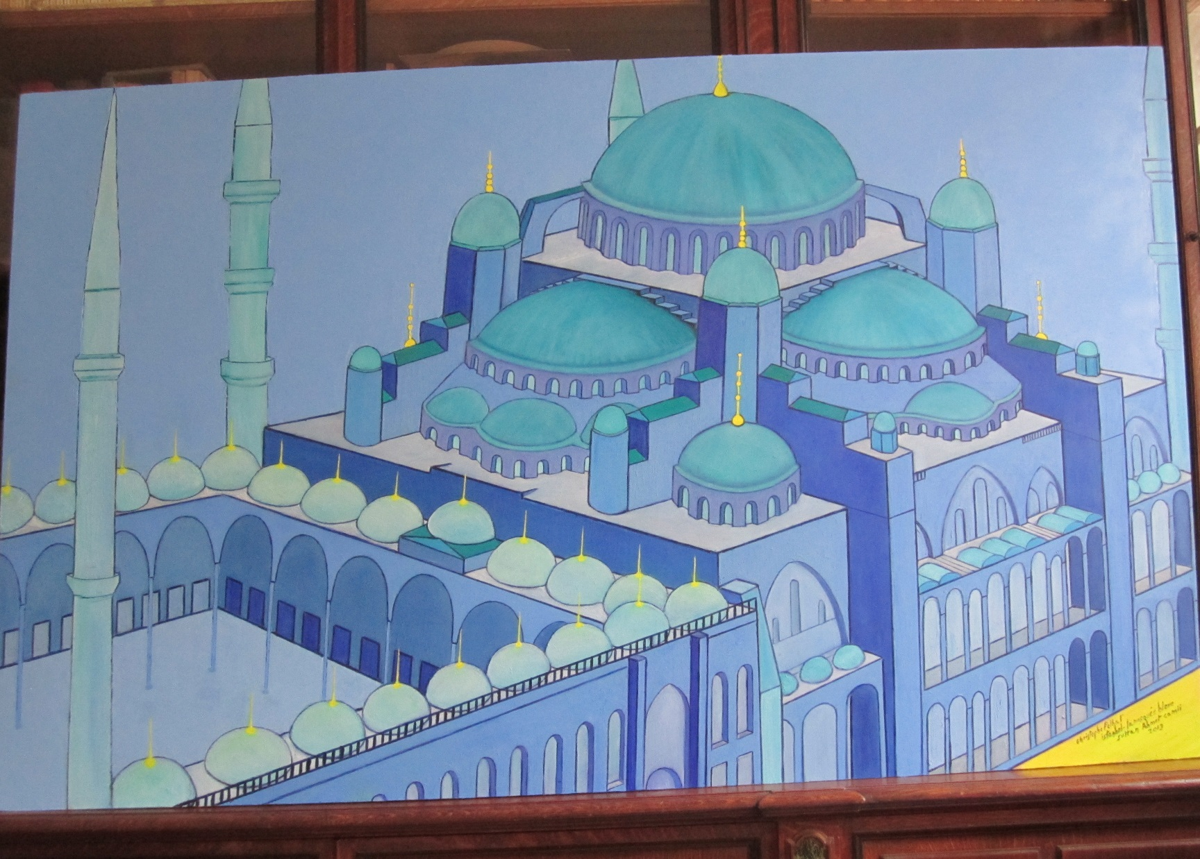 Mosquée Bleue - Blue Mosque - Sutamahmet Camii - Christophe Pelhat