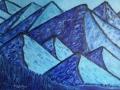 Montagnes Bleus