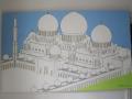 La Mosquée Blanche Cheikh Zayed - Sheikh Zayed Mosque - Christophe Pelhat